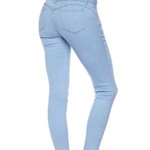 Denim - High Waist jeans
